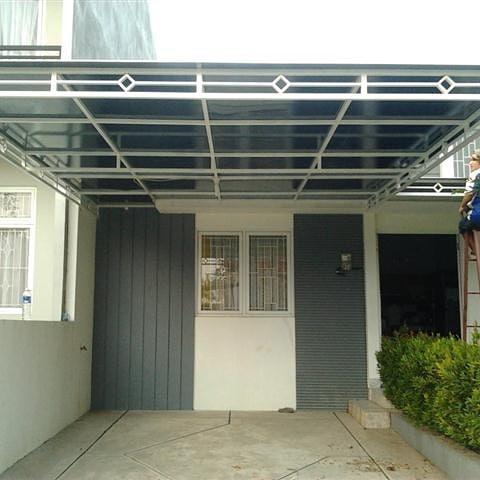 kanopi rumah minimalis 2