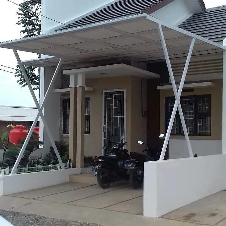 kanopi rumah minimalis 7